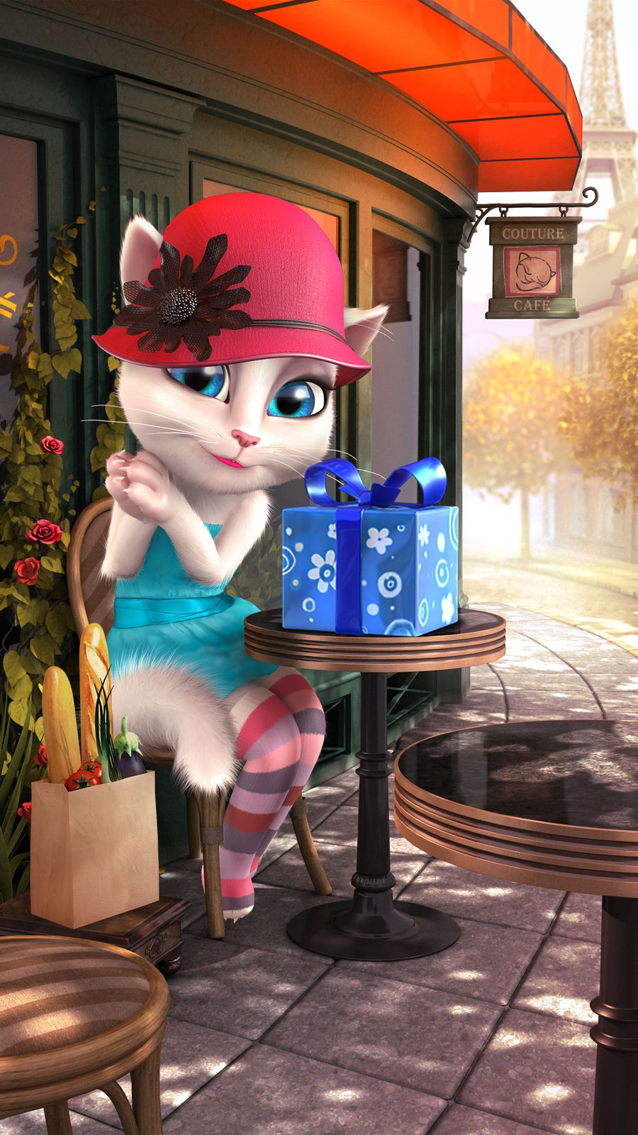 Talking Angela iosEntertainmentappapps Games for