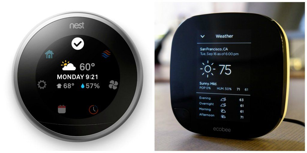 Ecobee3 Smart Thermostat or Nest or Honeywell? Like the