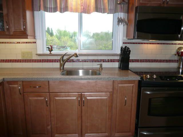 kitchen faucet placement - Google Search | Kitchen Faucets ...