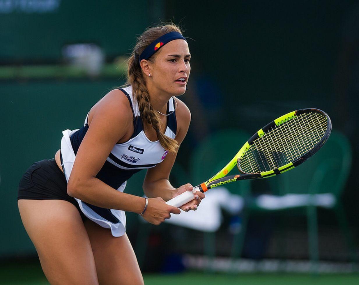 Michelle Puig Tennis Players Female Monica Puig Tennis Players