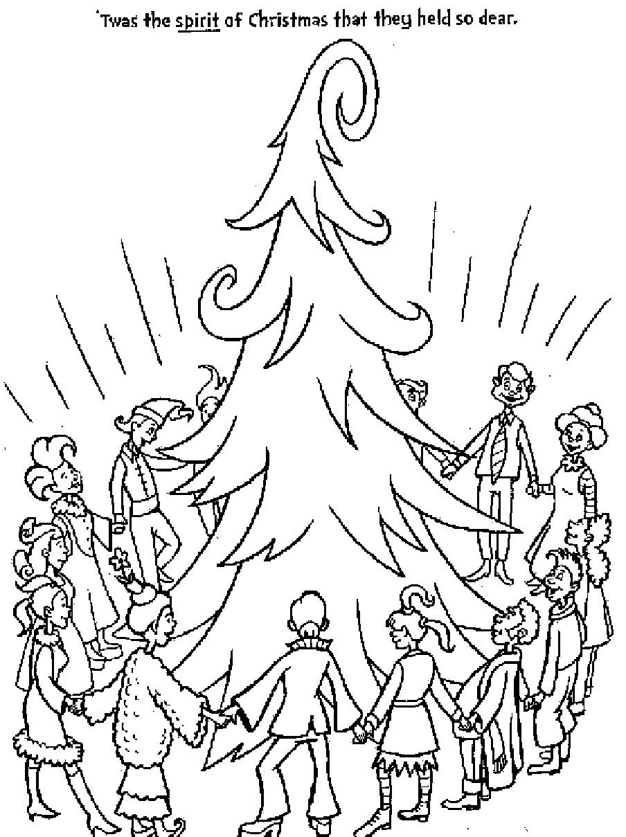 COLORING ACTIVITIES Grinch coloring pages, Free
