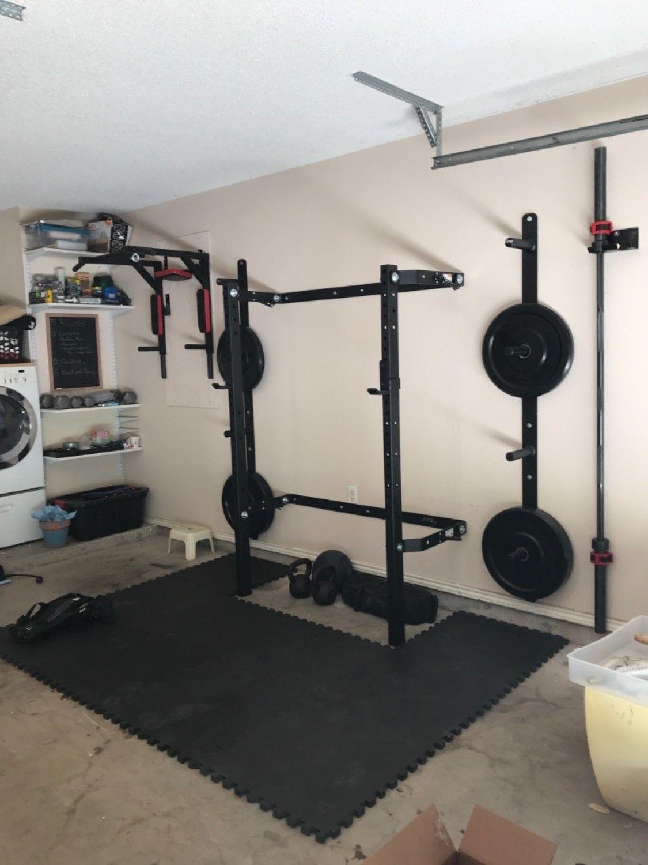 Profile Folding Squat Rack Squat Rack Build Your Own Garage