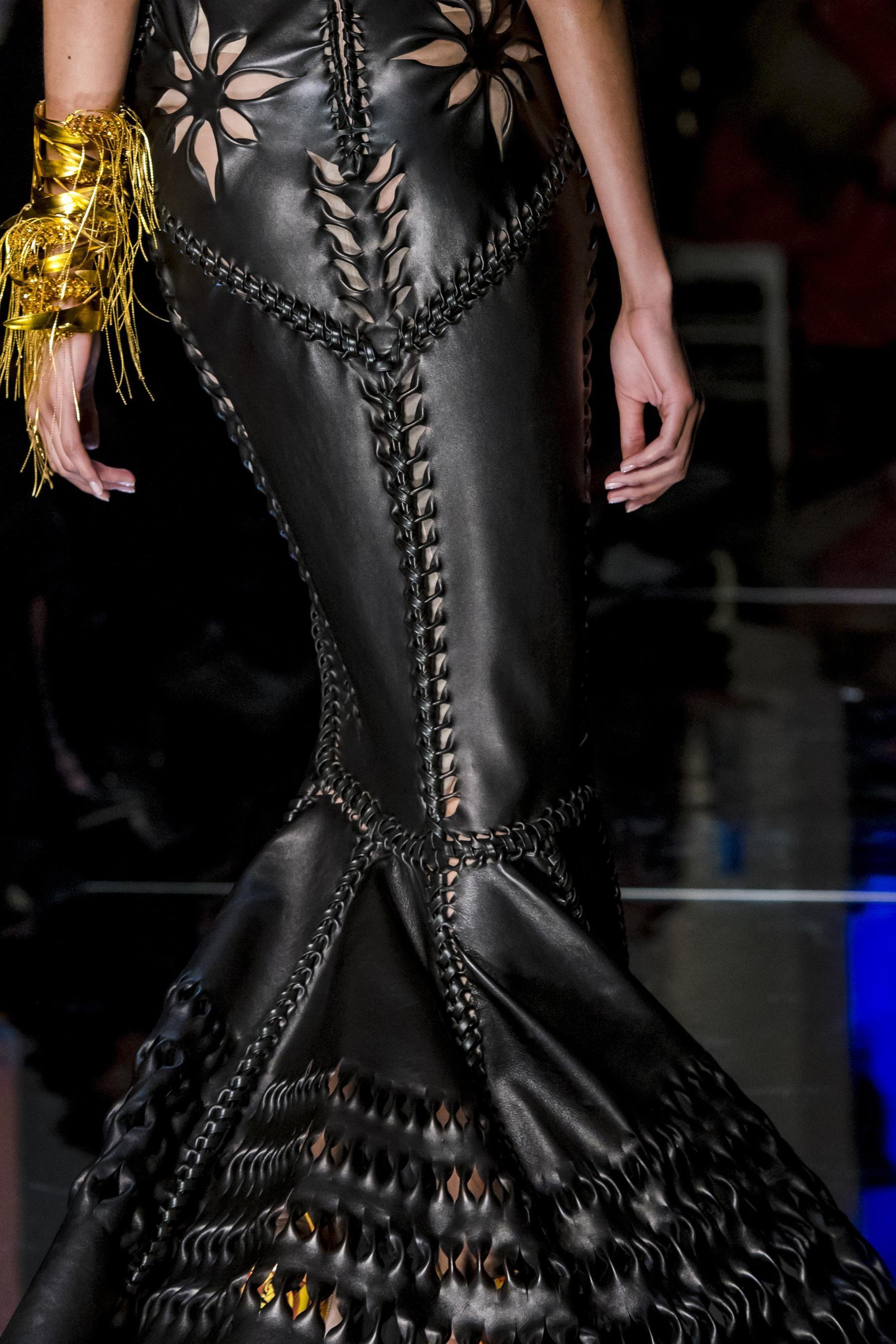 Défilé Jean Paul Gaultier Printemps-été 2017 Haute couture -...