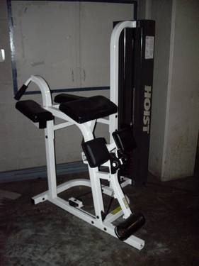Hoist Kneeling Leg Curl - $199 | Used Fitness Equipment