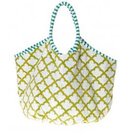 Roberta Roller Rabbit Beach Bag Jemima