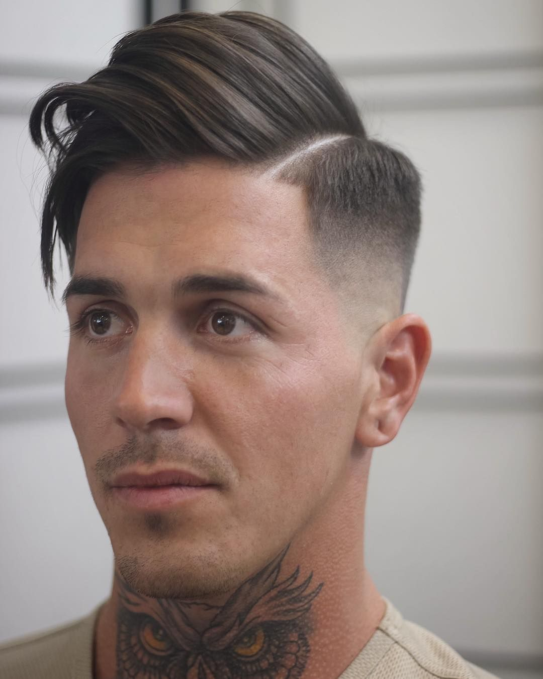 Side Part Hairstyles For Men Medium Haircuts Haircuts And Bald Fade