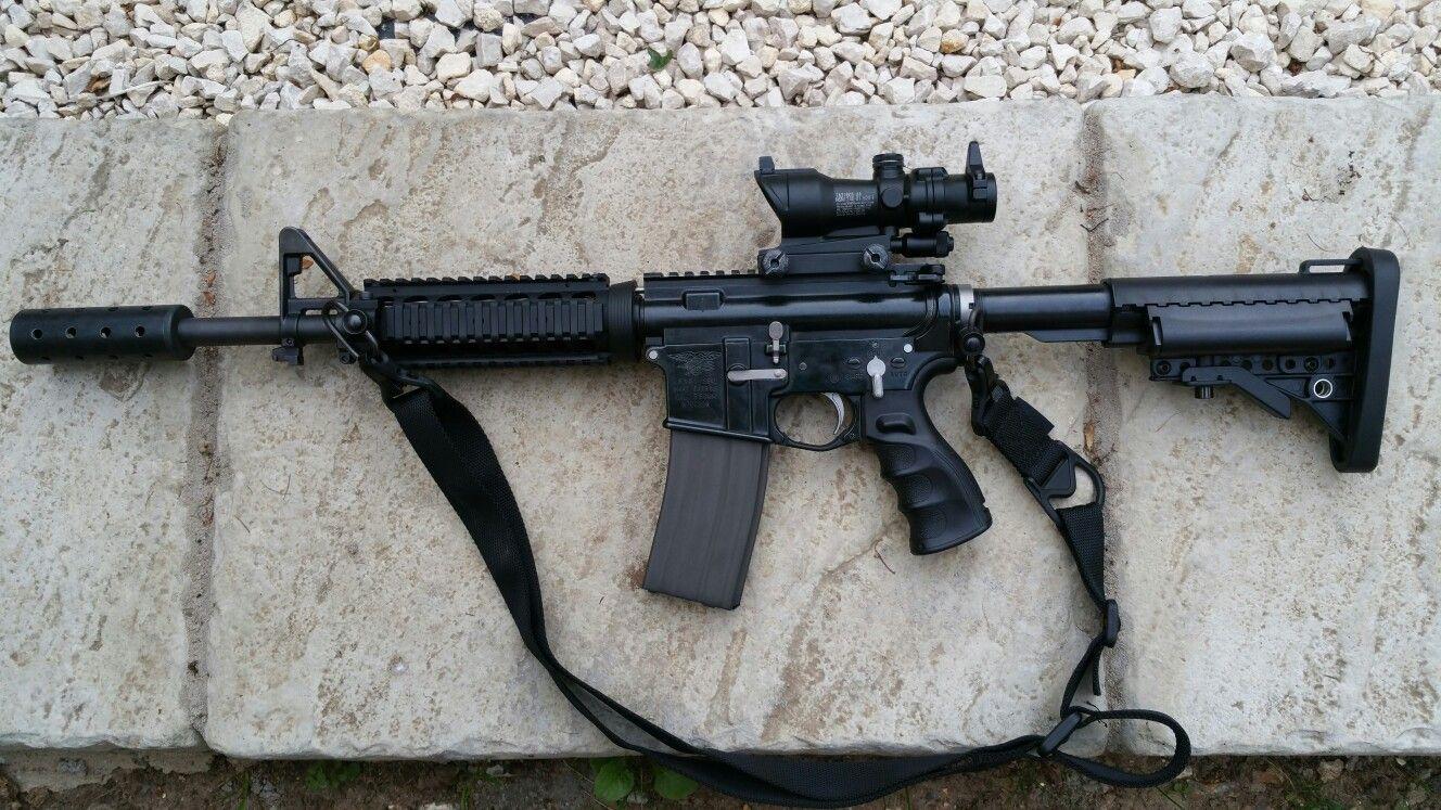 GHK M4 GBB Rebuild | Airsoft | Airsoft, Guns
