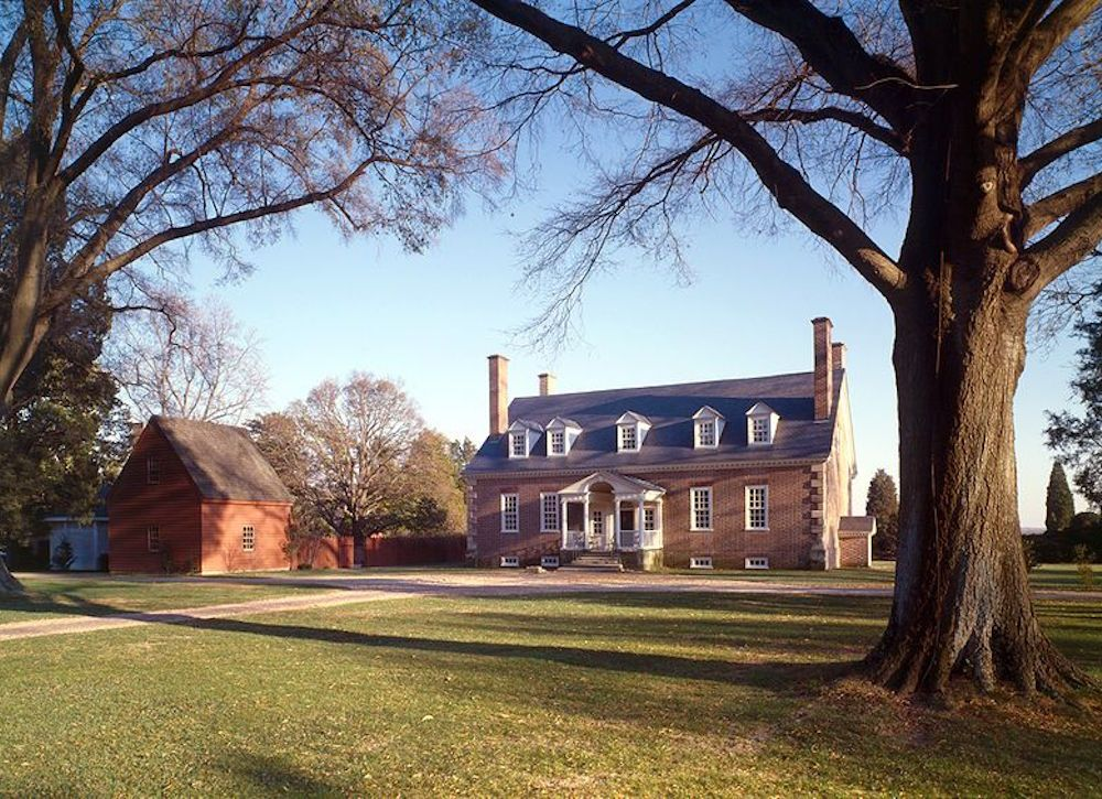 Gunston Hall in Mason Neck, VA