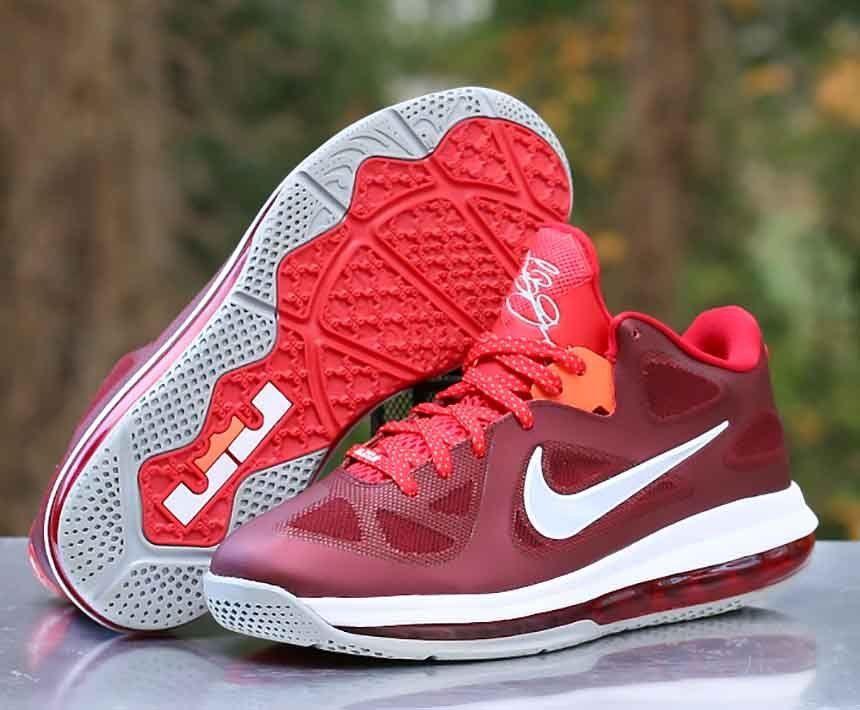 best sneakers 2c922 6a792 Nike LeBron IX 9 Freegums White White-Black-Sport Red SKU  469764-101 Size  10.5  Nike  BasketballShoes   Red deals online in 2019   Nike lebron, Nike,  ...