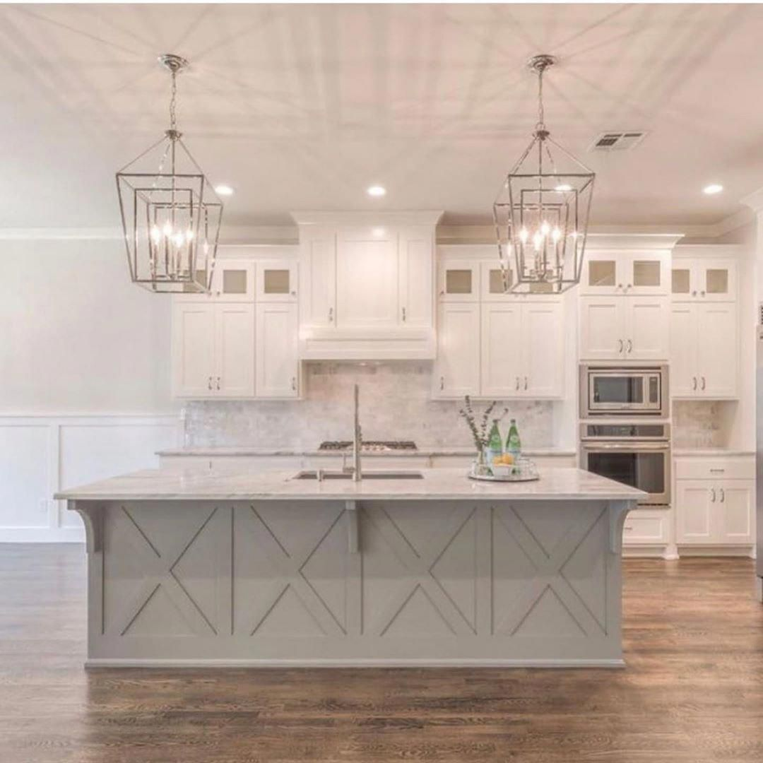 How To Design A Kitchen You Will Not Get Tired Of In 2020 Grey Kitchen Island Gray And White Kitchen Grey Kitchens