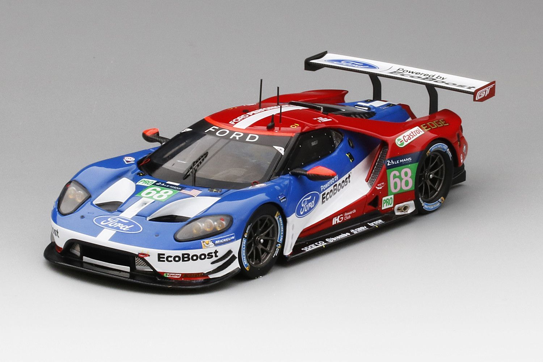 Ford Gt Lm Gte Pro  Le Mans Class Winner  Scale Model Car