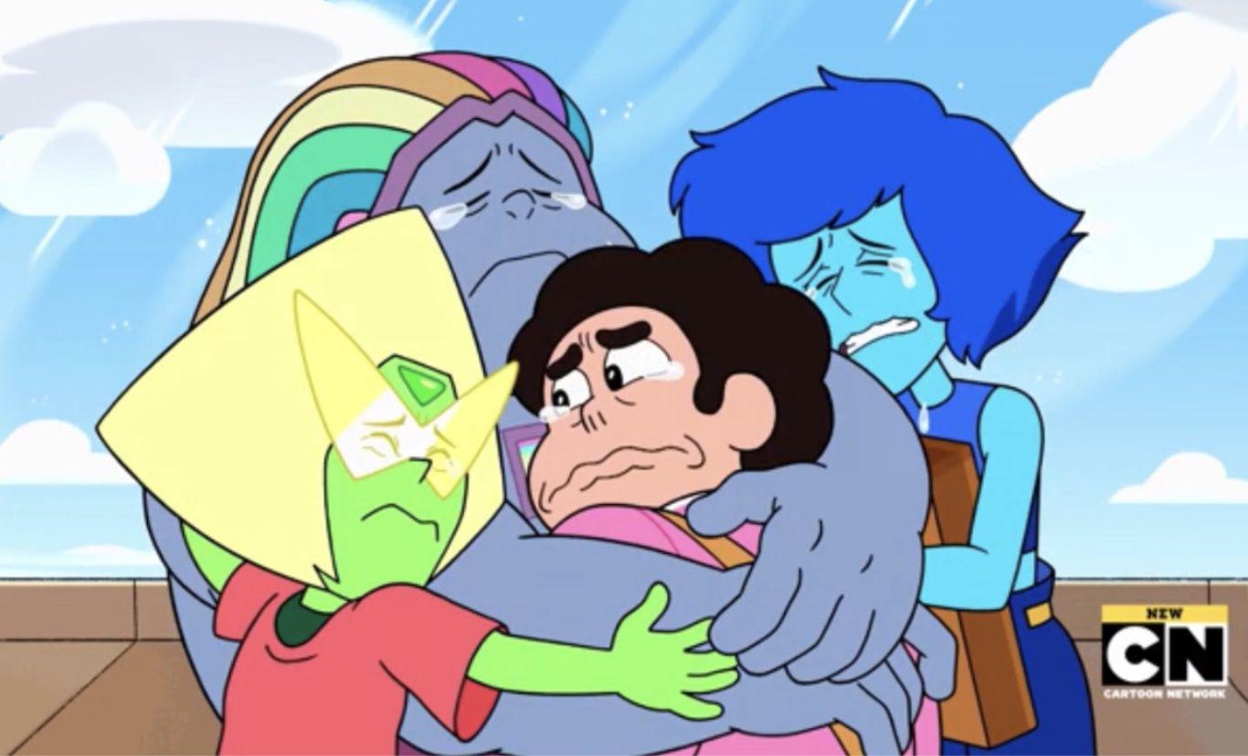 everyone cried here