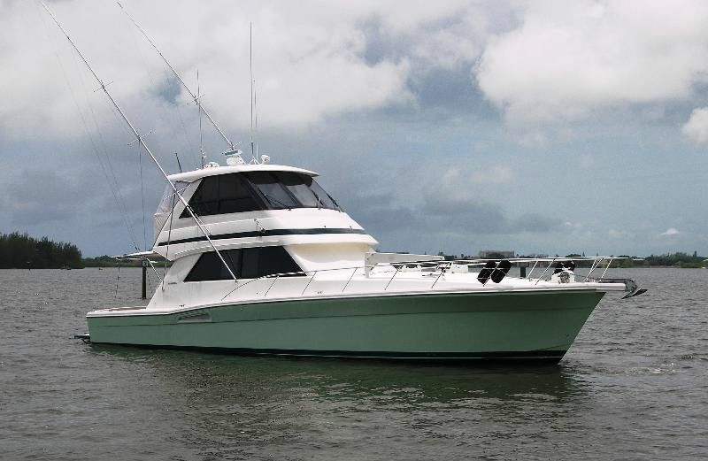 48 Riviera 1999 - To take you on all your dream fishing destinations!