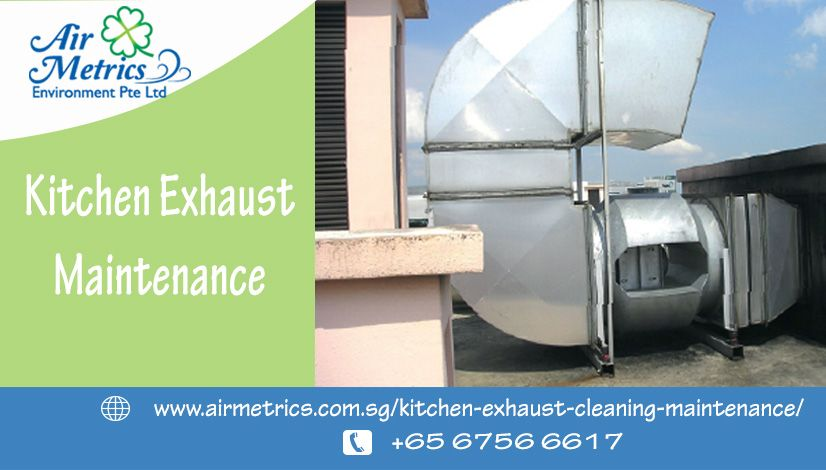 We are a leading Kitchen Exhaust Maintenance and Cleaning Service ...