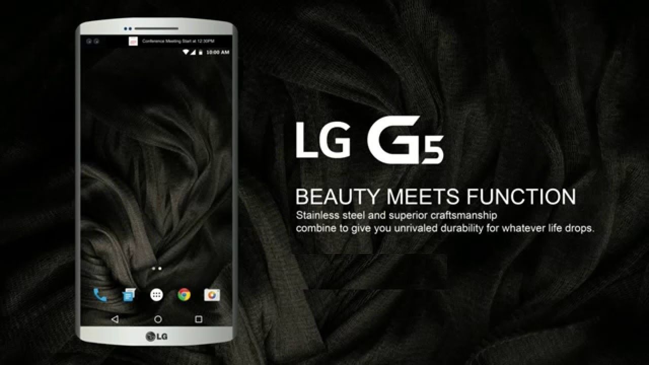 LG G5 to launch on 21 February with Snapdragon 820 SoC