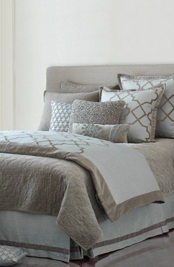 Dransfield And Ross House U0027Alhambrau0027 Quilt Available At #Nordstrom | Home    Beautiful Bedroom Ideas | Pinterest | Gray Bedroom, Bedrooms And Gray