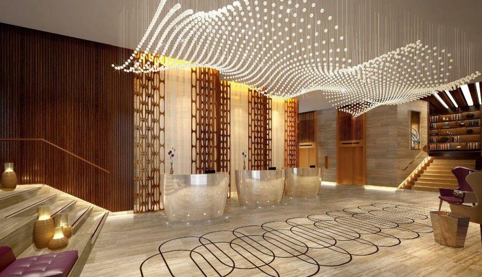 Intourist Hotel Lobby Design Hotel Lobby Design Hotel Interior Design