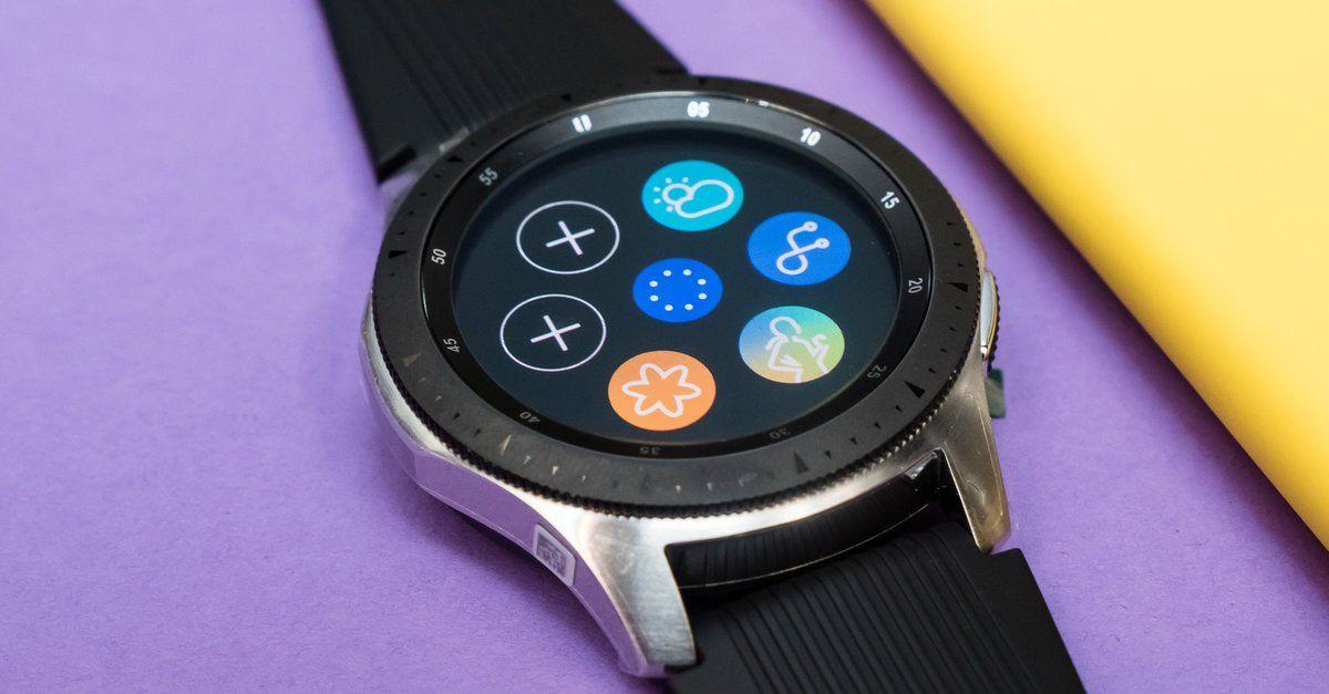 Samsung Galaxy Watch Im Preisverfall Top Smartwatch Gunstig Kaufen Smartwatch Samsung Und Neue Handys