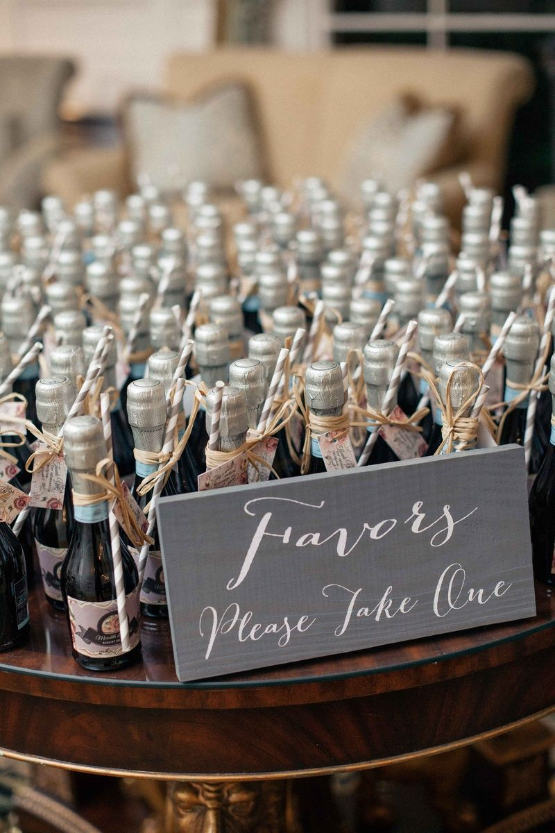 Prosecco Shabby Chic Weddings Wedding Favors Gifts Straws Favours East Coast Cincinnati Newport