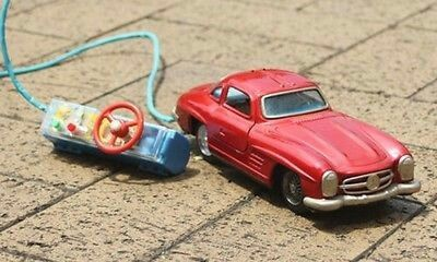 Bandai Friction Car Tin figure Mercedes-Benz 300SL 1954s Vintage Rare From Japan $433.30Approx NOK3,609.93