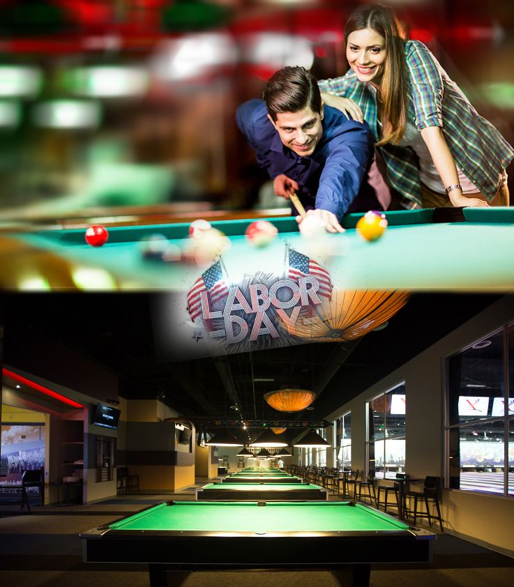 Happy Labor Day We Re Open Join The Fun At Xlanesla Bowling Arcades Billiards Karaoke Bar Restaurant Www Xlanesla Com 213 229 8910