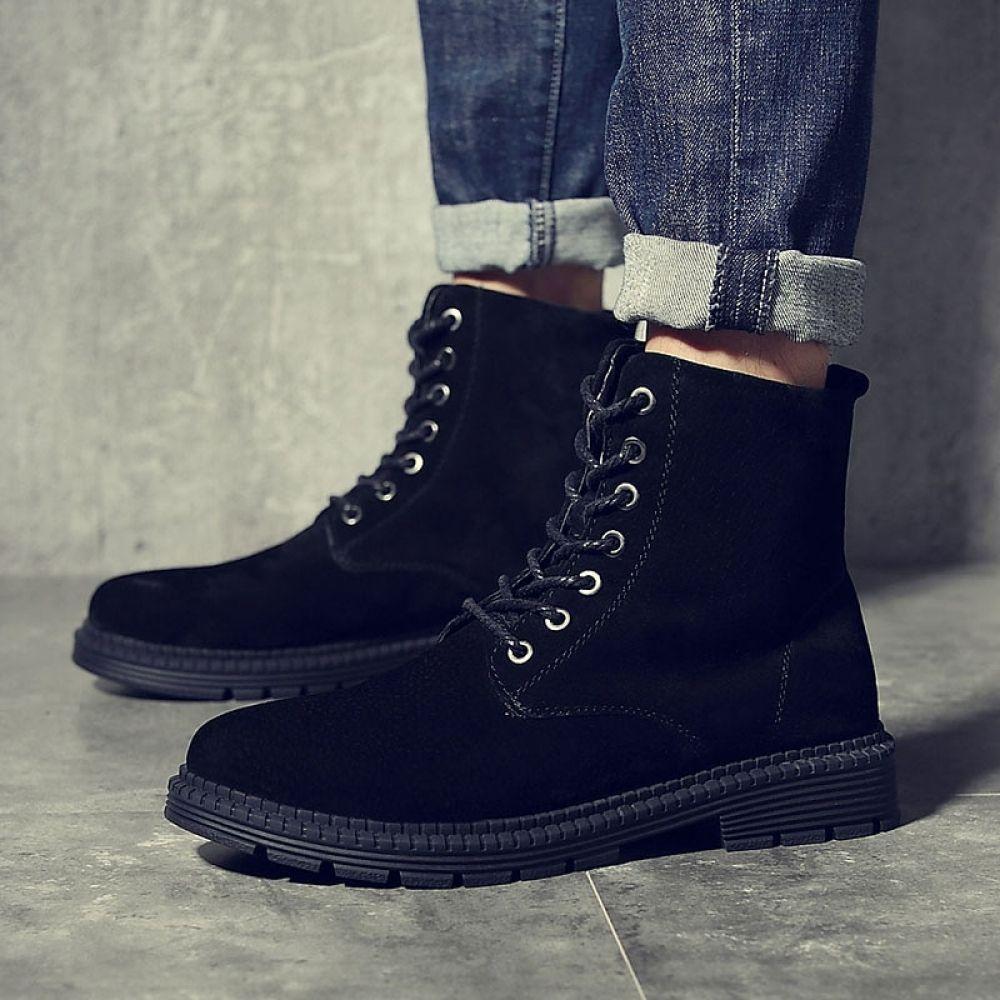 luxury winter boots mens