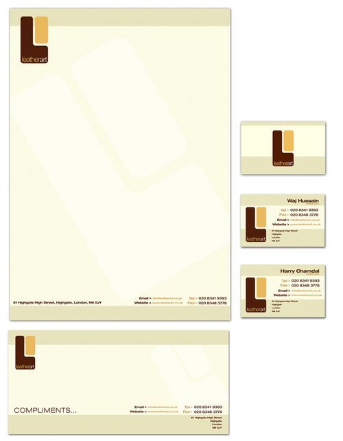 Smashing Letterhead Designs  Letterhead Design And Business Cards