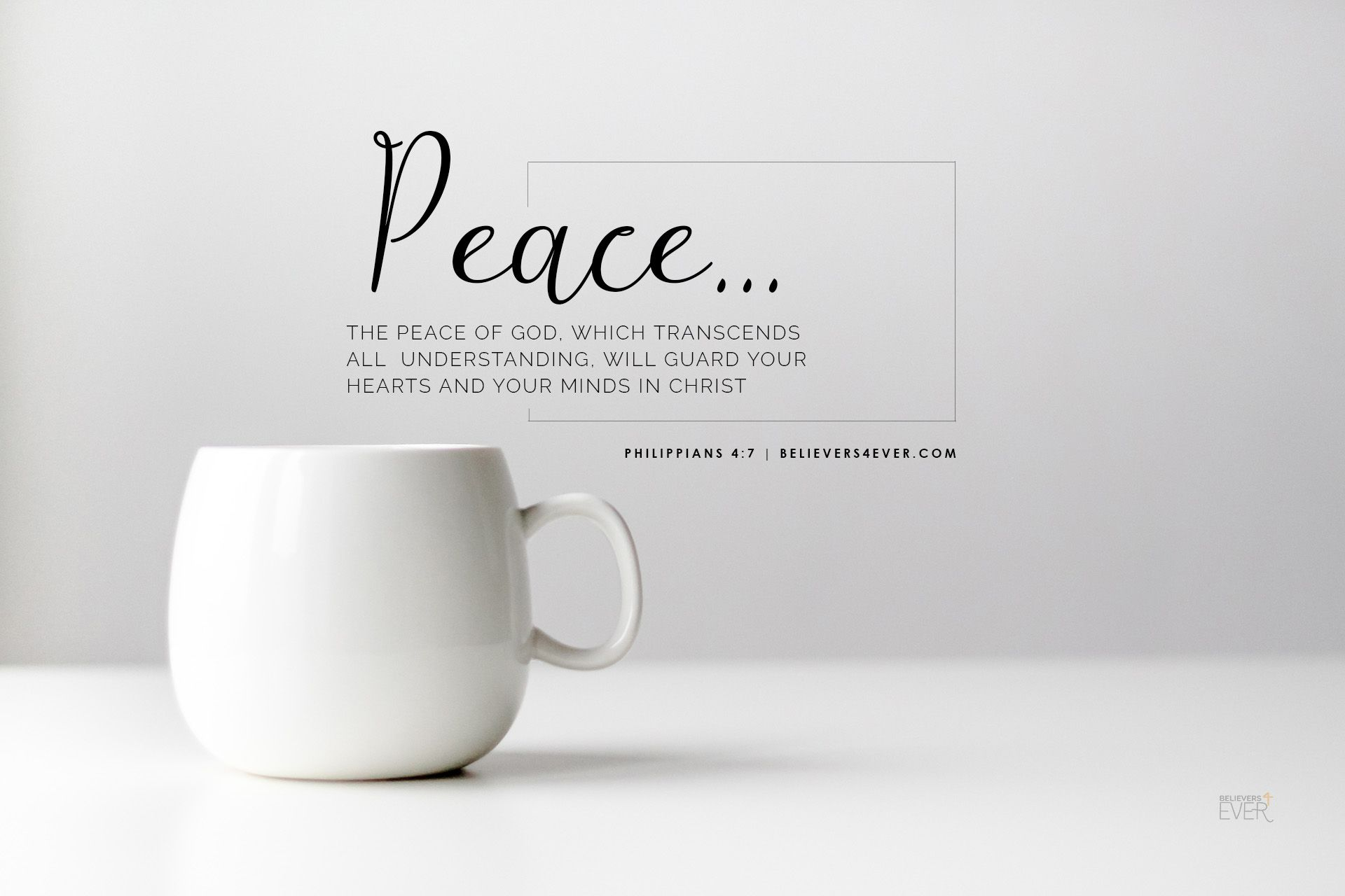 Peace Which Transcends Wallpaper Believers4ever Com Free Christian Wallpaper Christian Wallpaper Free Christian