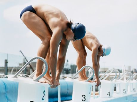 2 Workouts To Improve Swimming Strength And Endurance Swim Meet Competitive Swimming Swimmers Body