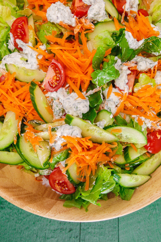 Easy Chicken Cordon Bleu With French Bistro Salad Chicken Cordon