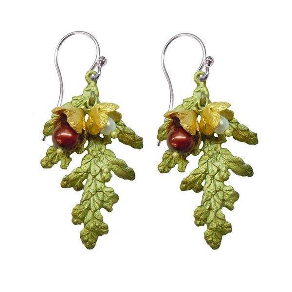 Michael Michaud Jewelry - American Cypress Earrings