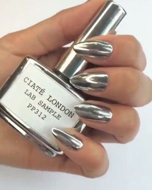Ciate London Chrome Nail Polish: Ciate London's Chrome Nail Polish Is Coming & You Could Be