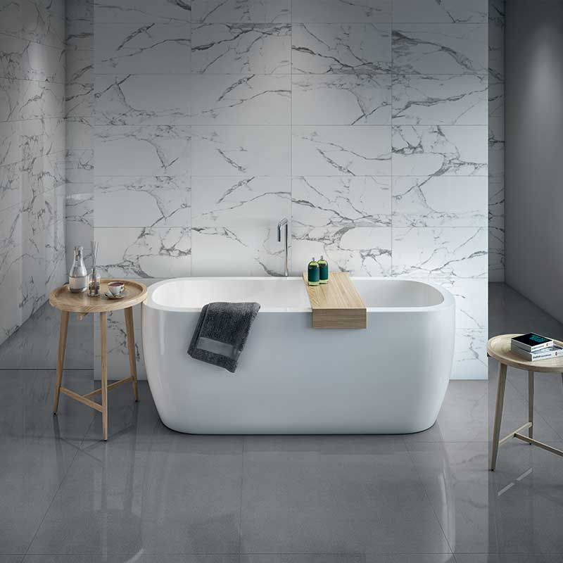 Statuary Collection. Polished Porcelain Tiles by ROCA http ...