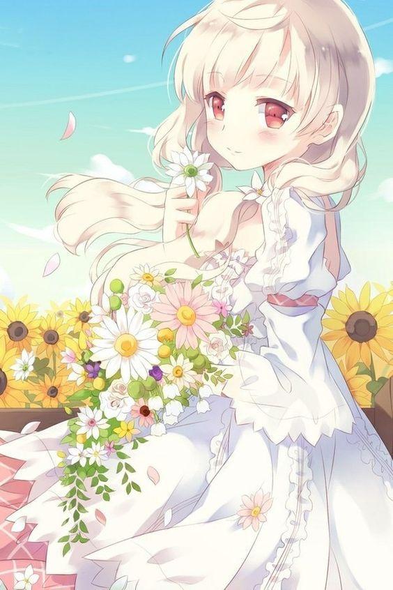 「Anime girls」おしゃれまとめの人気アイデア|Pinterest|MaurcioJ. C.R | かわいい