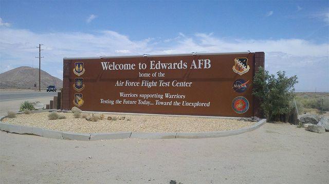Edwards Air Force Base | Edwards air force base, Air force, Air force bases