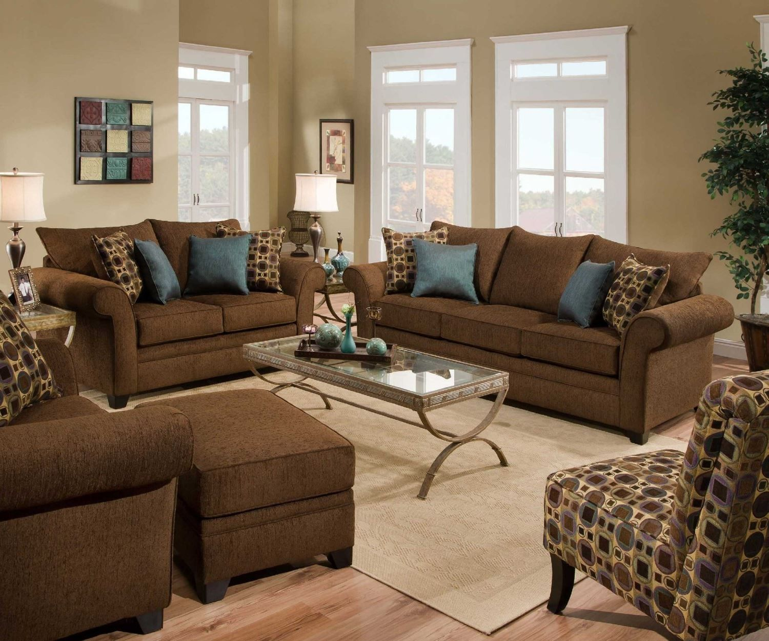 Simmons upholstery living room set intrinsiclifedesign