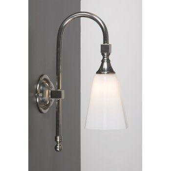 Bath Classic Traditional Ip44 Satin Nickel Bathroom Wall Light Bathroom Wall Lights Wall Lights Bathroom Light Fixtures