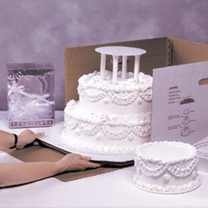 Square Wedding Cake Box 22 Inches By Bakery Crafts