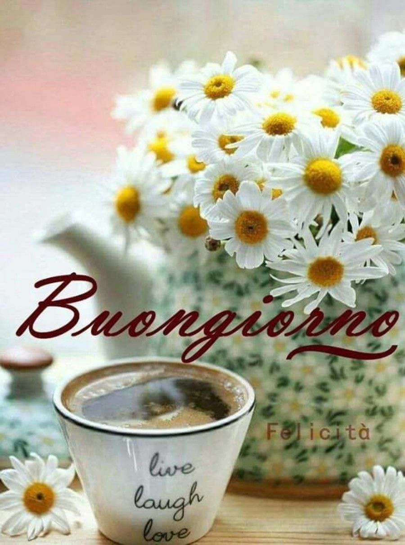 Scarica immagini frasi simpatiche Buongiorno 5  Coffee love, I