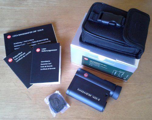 Leica Entfernungsmesser Crf : Leica black rangemaster b crf with case rangefinder