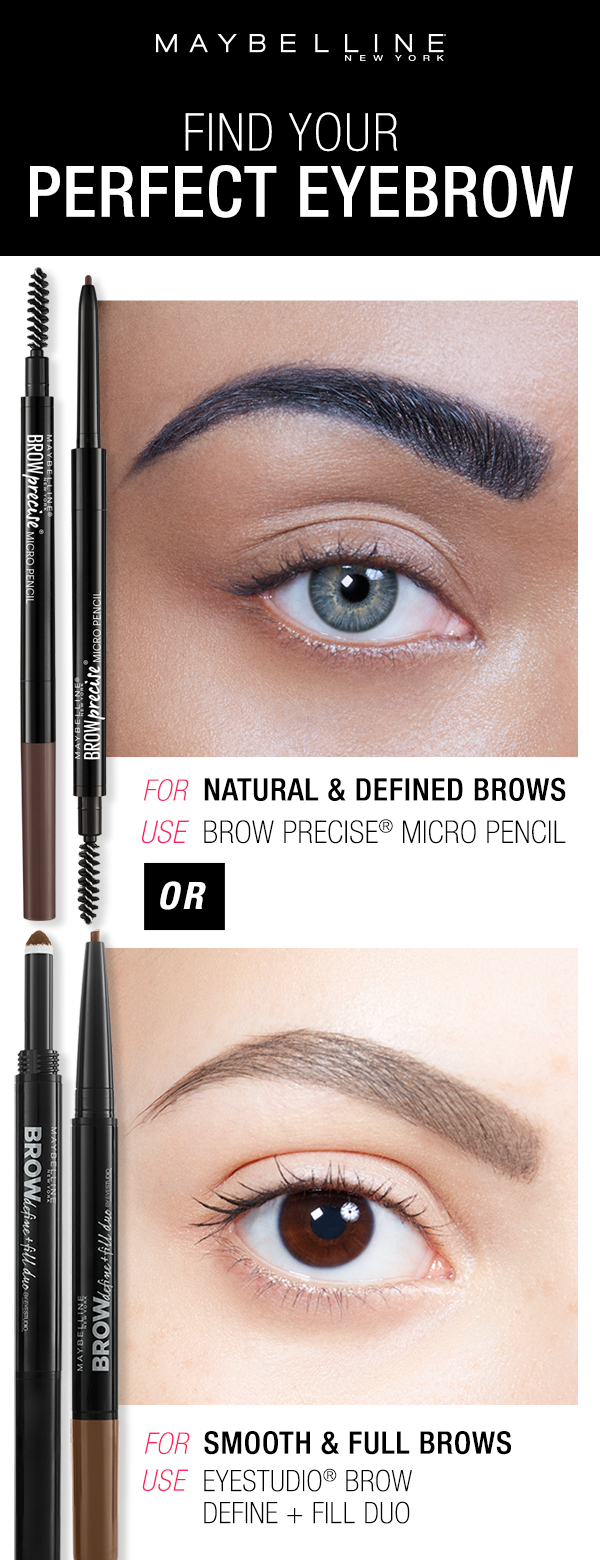Whether You Want Natural Defined Eyebrows Or Smooth And Full