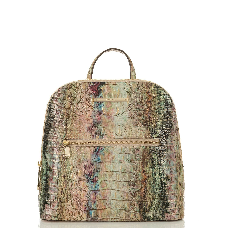 a37f737f0e1240 Felicity Melbourne Backpack in Opal - Brahmin