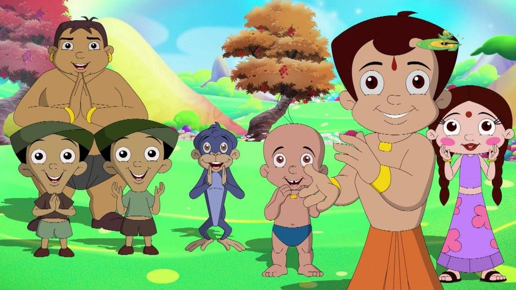 Chota Bheem Film \ Entertainment Pinterest Cartoon and Characters - best of chhota bheem coloring pages games