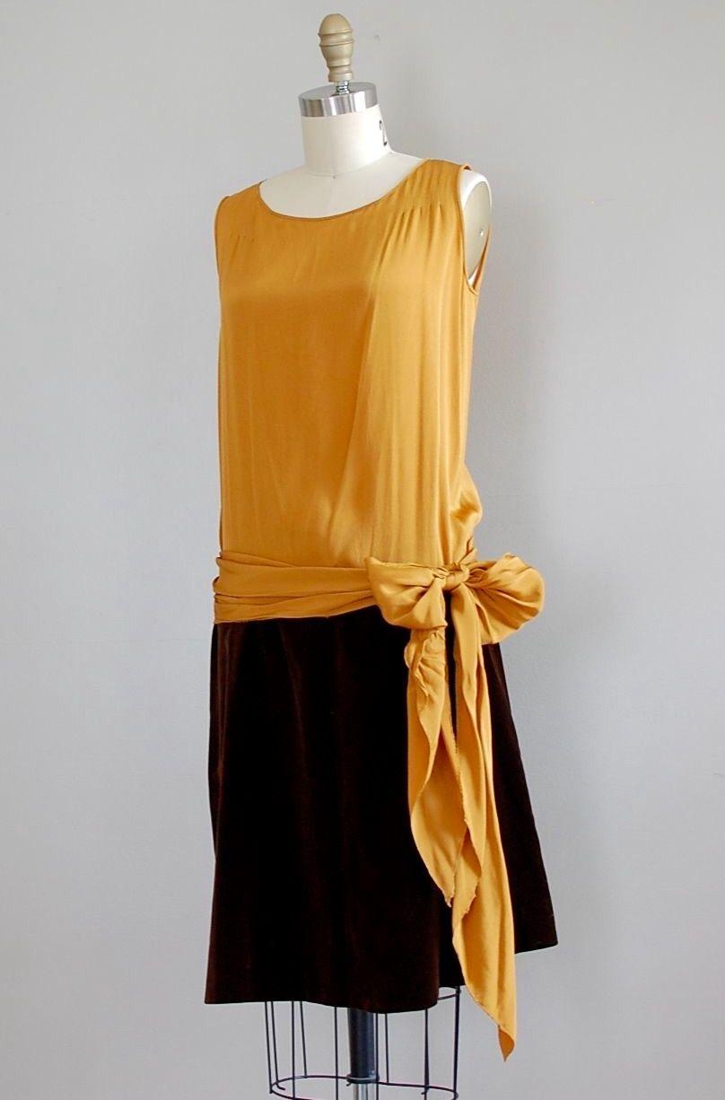 1920s Day Dress 1920s Fashion 1920s Outfits Vintage Fashion [ 1226 x 808 Pixel ]