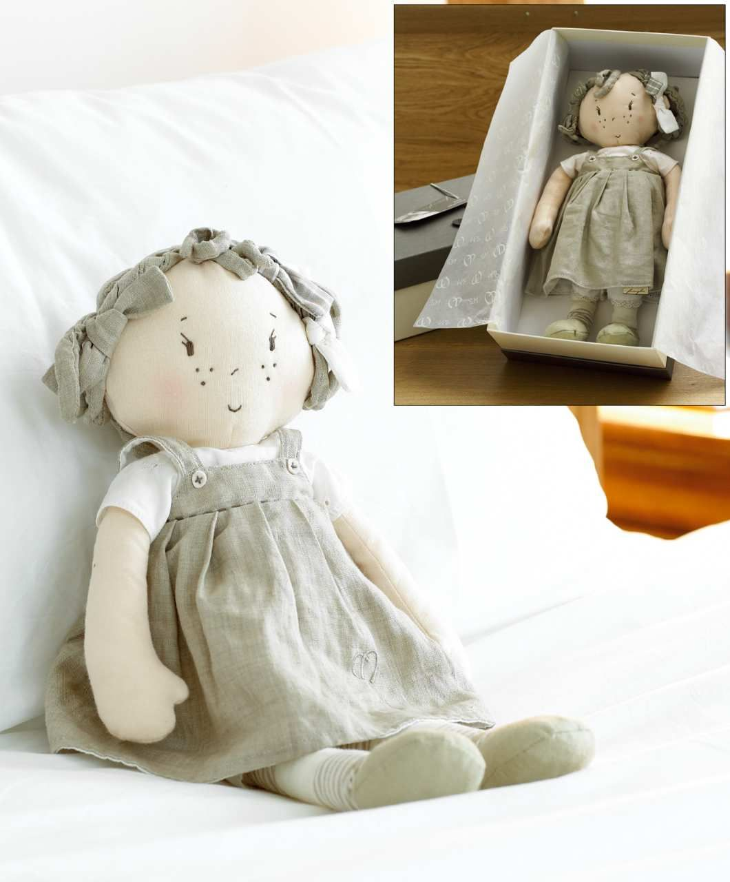 rag doll - wish I could make something like this...will have to find a pattern!