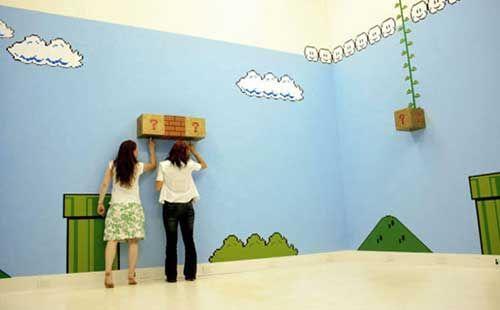 Mario Wall Decor Makipera
