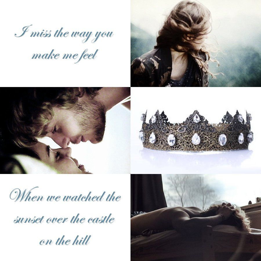 queen mary stuart & king francis de valois + aesthetic (reign) ; castle on the hill - ed sheeran