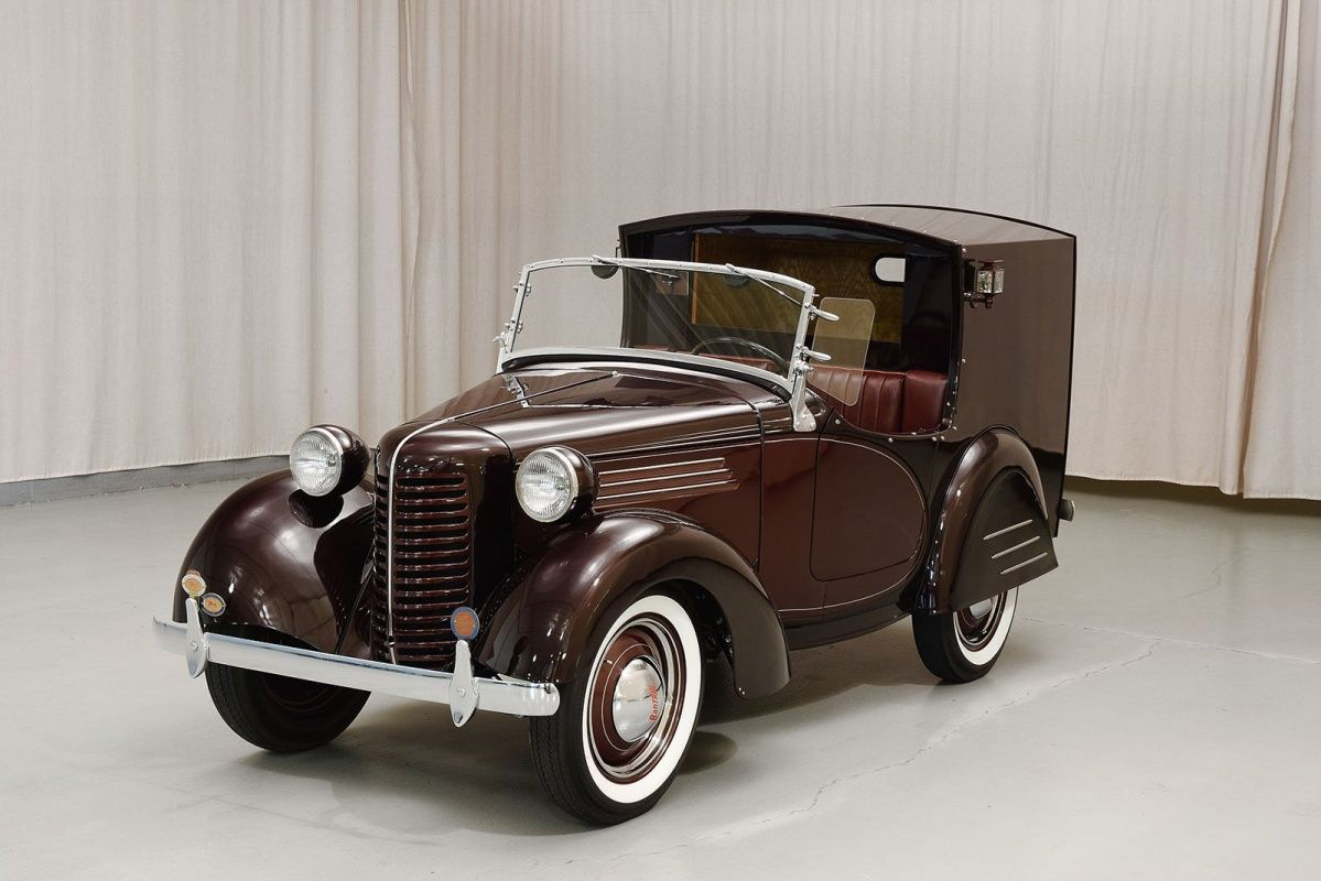 1938 American Bantam - Boulevard   Classic Driver Market   US cars ...