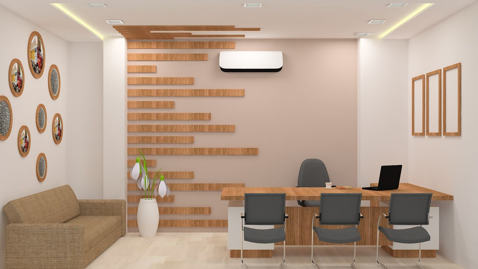 Office Interior Designing Trends For This Year In 2020 Cabin