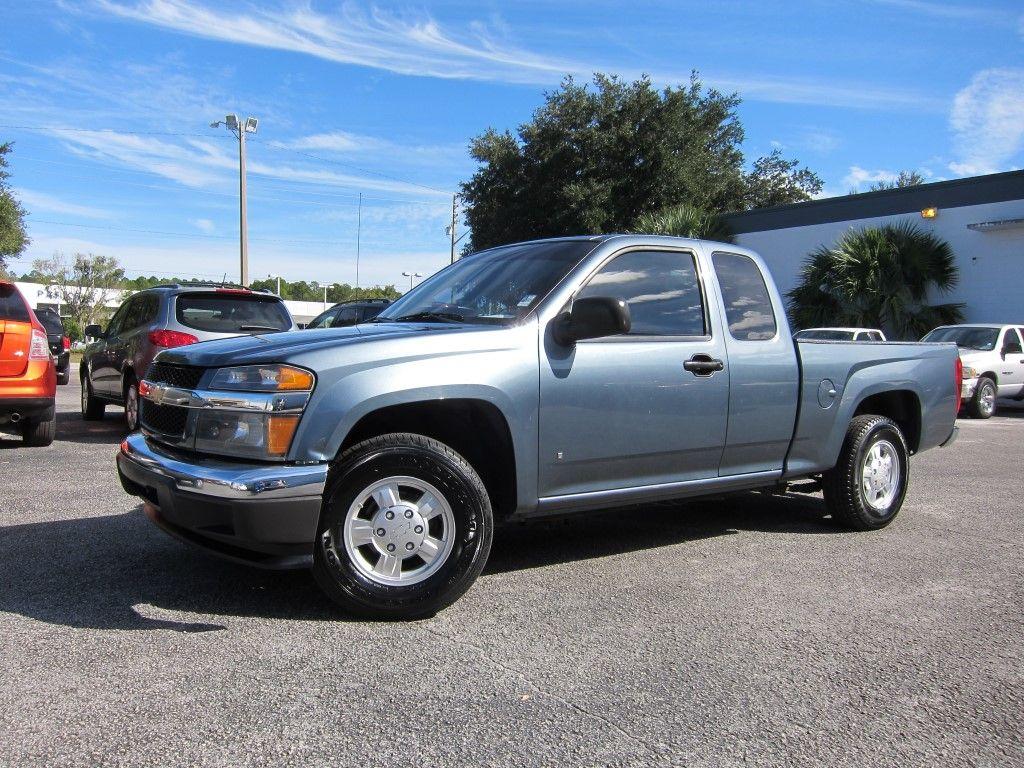 2007 Chevy Colorado Lt Miles 75 508 Http Www Pwuc Com Inventory